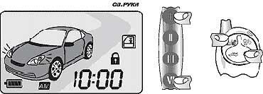 Автомобильная сигнализация SCHER - KHAN 5