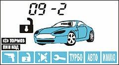 функция 9 - алгоритм экстренного выключения сигнализации