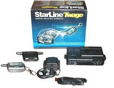 Сигнализация Star Line Twage A9