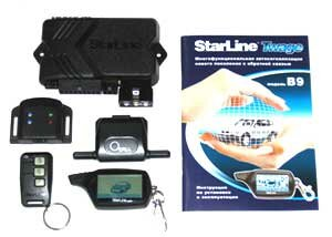 Сигнализации Starline являются системами высокого технологического уровня с достаточноСигнализации StarLine...